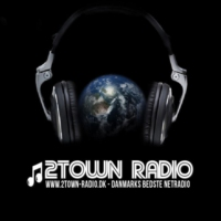 Logo of radio station 2town Radio