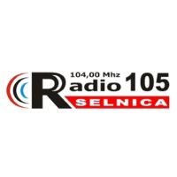Logo of radio station Radio 105 Selnica