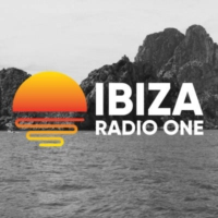 Logo of radio station IBIZARADIO1