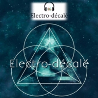 Logo of radio station Electro-décalé