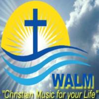 Logo of radio station WALM Radio