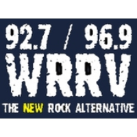 Logo of radio station WRRV