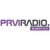 Logo of radio station PRVI radio Subotica