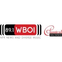 Logo of radio station WBNI Classical 94.1