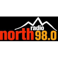 Logo of radio station North Radio 98.0