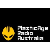 Logo of radio station PlasticAge