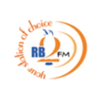 Logo of radio station RB2 Radio Botswana