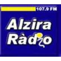 Logo of radio station Alzira Radio