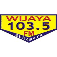 Logo of radio station Wijaya FM 103.5