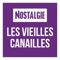 Logo of radio station Nostalgie Les Vieilles Canailles