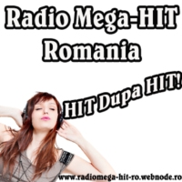Logo of radio station Radio Mega-HIT Romania