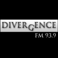 Logo of radio station Divergence FM
