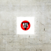 Logo of radio station RTL 102.5 Groove
