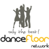 Logo of radio station Dancefloor Network - Only the best