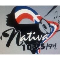 Logo of radio station Nativa 103.5