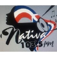 Logo de la radio Nativa 103.5