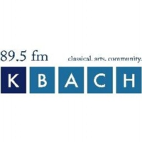 Logo of radio station KBAQ 89.5 FM