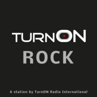 Logo of radio station TurnON Rock HD