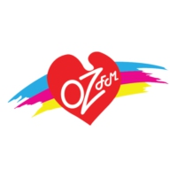 Logo of radio station OZFM