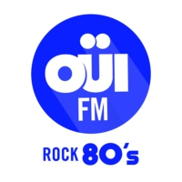 Logo of radio station OUI FM Rock 80's