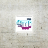 Logo of radio station City 101.6