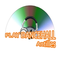 Logo of radio station PLAY DANCEHALL ANTILLES