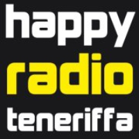 Logo de la radio Happy Radio Teneriffa