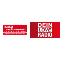 Logo of radio station Radio Essen - Dein Love Radio