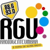Logo of radio station RGU