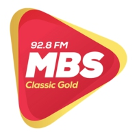 Logo of radio station MBS