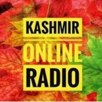 Logo of radio station Kashmironline