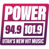 Logo of radio station KENZ Power 94.9