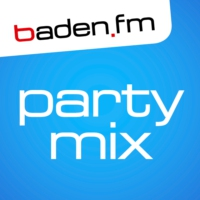 Logo of radio station baden.fm Partymix
