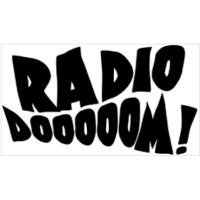 Logo of radio station Radio Dooooom!