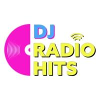 Logo of radio station DJRADIOHITS