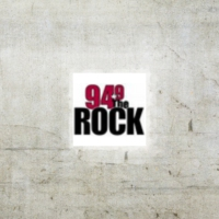 Logo of radio station CKGE The Rock 94 FM