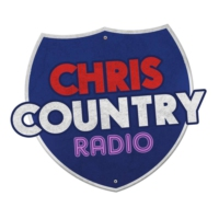 Logo of radio station Chris Country Radio