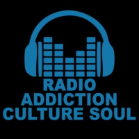Logo of radio station Addiction Culture Soul