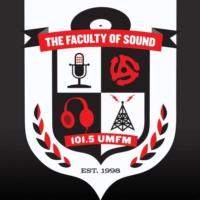Logo of radio station UMFM 101.5