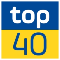 Logo of radio station Antenne Bayern Top 40