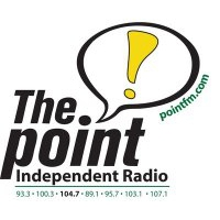 Logo of radio station The Point FM