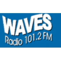 Logo of radio station Waves Radio