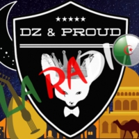 Logo of radio station Radio DZ & PROUD