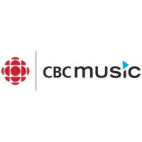 Logo of radio station CBC Music
