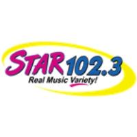 Logo of radio station KEHK Star 102.3
