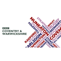 Logo of radio station BBC WM Coventry and Warwickshire