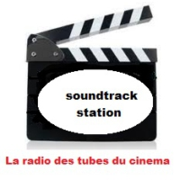 Logo of radio station soundtrack station