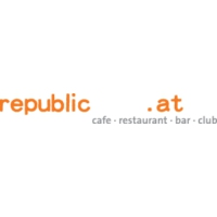 Logo of radio station Republic Café Radio