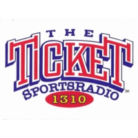 Logo of radio station 1310 The Ticket