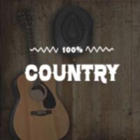 Logo of radio station 100MF - Country